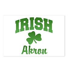 Akron Irish Postcards (Package of 8)