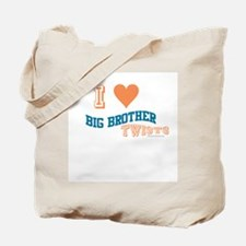 BIG BROTHER TWISTS Tote Bag