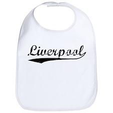 Vintage Liverpool (Black) Bib