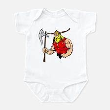 Viking Warrior #0039 Infant Bodysuit