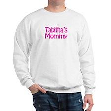Tabitha's Mommy Sweatshirt