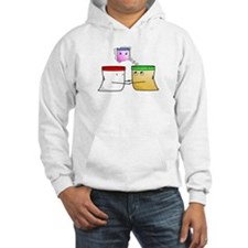 Peanut Butter Spreads The Love Hoodie