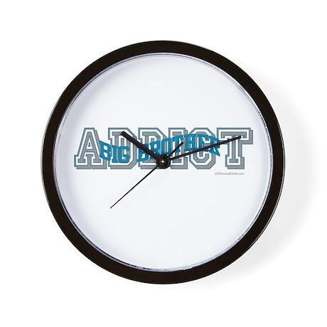 BIG BROTHER ADDICT Wall Clock