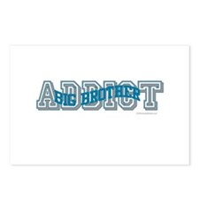 BIG BROTHER ADDICT Postcards (Package of 8)