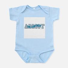 BIG BROTHER ADDICT Infant Bodysuit