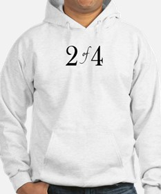 2 of 4 (2nd Child) Hoodie
