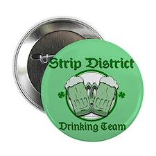 """Strip District Drinking Team 2.25"""" Button (100 pac"""