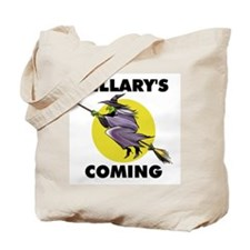HILLARY WITCH Tote Bag