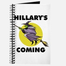 HILLARY WITCH Journal