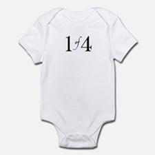 1 of 4 (First Born) Infant Bodysuit