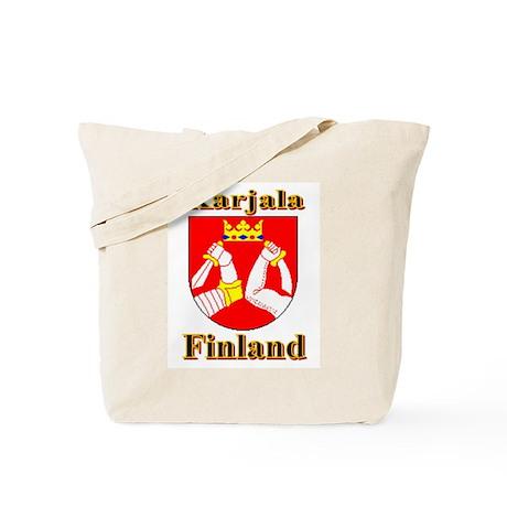 The Karjala Shop Tote Bag