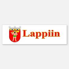 Lappiin Bumper Bumper Bumper Sticker