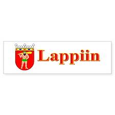 Lappiin Bumper Bumper Sticker