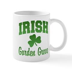 Garden Grove Irish Mug
