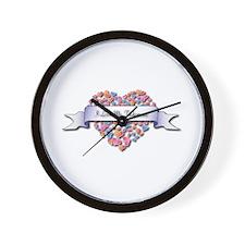 Love My Taikonaut Wall Clock