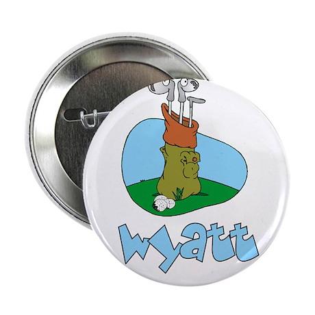 """Wyatt 2.25"""" Button"""