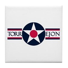 Torrejon Air Base Tile Coaster