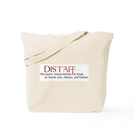 DISTAFF Tote Bag