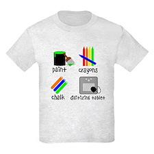 Art for Smart Babies T-Shirt