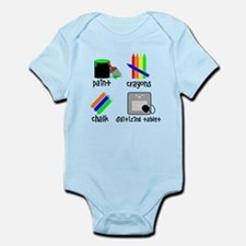 Art for Smart Babies Infant Bodysuit