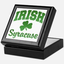 Syracuse Irish Keepsake Box