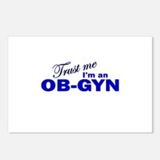 Trust Me I'm an OB-GYN Postcards (Package of 8)
