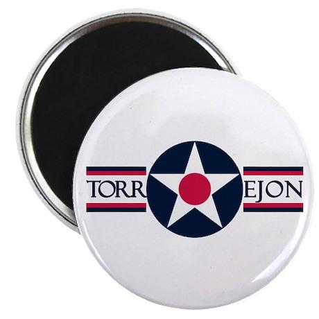 """Torrejon Air Base 2.25"""" Magnet"""
