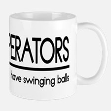 Crane Operator Joke Small Small Mug
