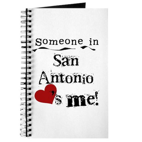 San Antonio Loves Me Journal