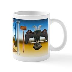 Masonic Euclid Mug