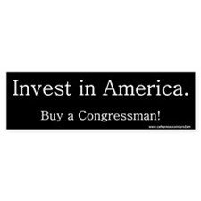 Invest in a Congressman