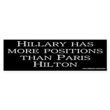 Hillary Positions