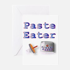 Paste Eater Greeting Cards (Pk of 10)