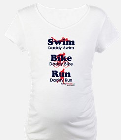 Triathlon Daddy Shirt