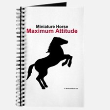 Miniature Horse Maximum Attitude Journal