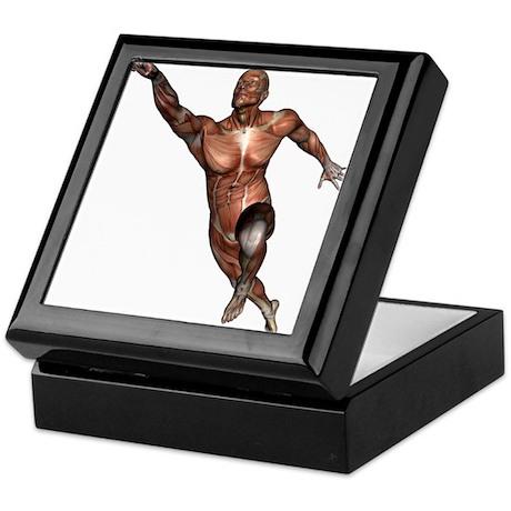 Muscles Keepsake Box