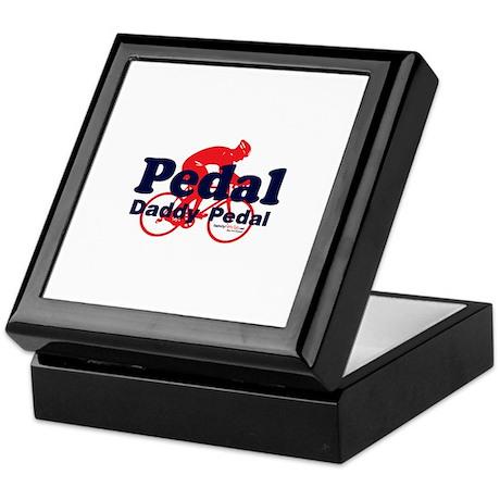 Pedal Daddy Pedal Keepsake Box