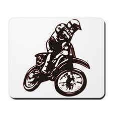"""MOTORCYCLE"" Mousepad"