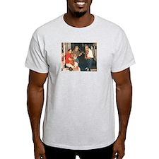 Tree 71 Ash Grey T-Shirt
