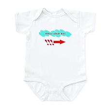 She Did It_Rt Infant Bodysuit