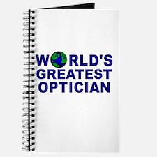 World's Greatest Optician Journal