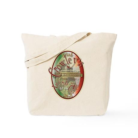 Crowley's Irish Ale Tote Bag