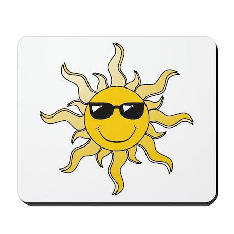 SUN (22) Mousepad