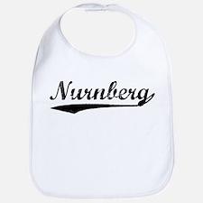 Vintage Nurnberg (Black) Bib
