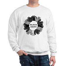 Black Unity Circle Sweatshirt