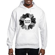 Black Unity Circle Hoodie