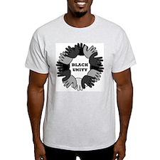 Black Unity Circle T-Shirt