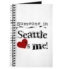 Seattle Loves Me Journal