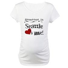 Seattle Loves Me Shirt