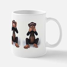 SEE NO EVIL... Mugs